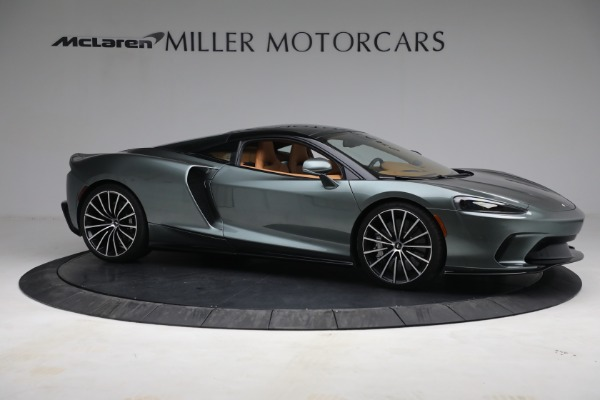 Used 2021 McLaren GT LUXE for sale Call for price at Bentley Greenwich in Greenwich CT 06830 10