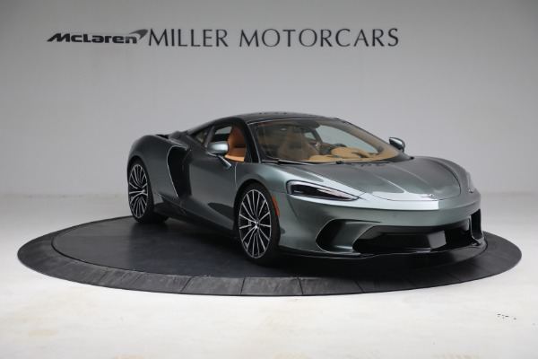 Used 2021 McLaren GT LUXE for sale Call for price at Bentley Greenwich in Greenwich CT 06830 11