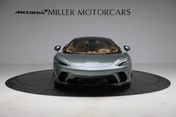 Used 2021 McLaren GT LUXE for sale Call for price at Bentley Greenwich in Greenwich CT 06830 12