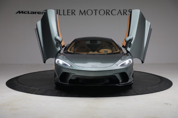 Used 2021 McLaren GT LUXE for sale Call for price at Bentley Greenwich in Greenwich CT 06830 13