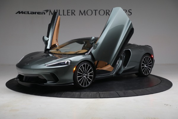 Used 2021 McLaren GT LUXE for sale Call for price at Bentley Greenwich in Greenwich CT 06830 14