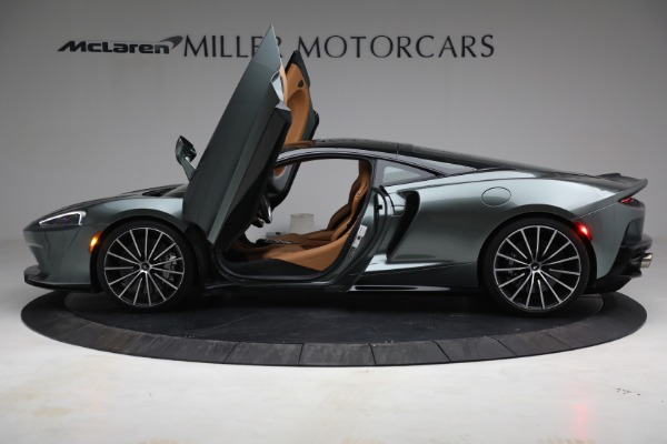 Used 2021 McLaren GT LUXE for sale Call for price at Bentley Greenwich in Greenwich CT 06830 15