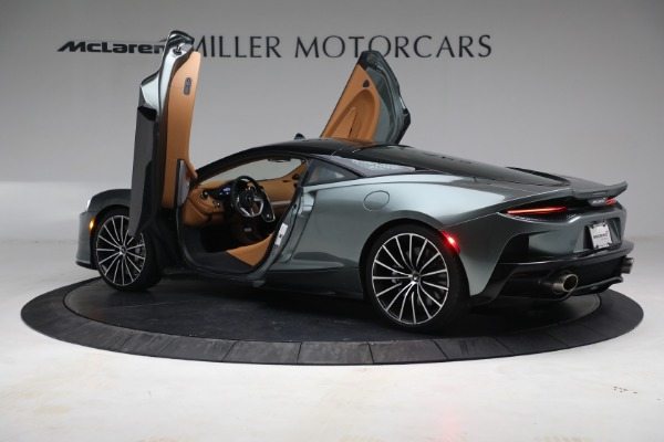 Used 2021 McLaren GT LUXE for sale Call for price at Bentley Greenwich in Greenwich CT 06830 16