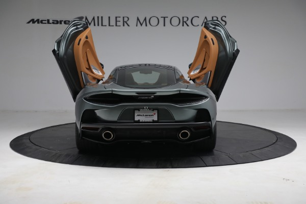 Used 2021 McLaren GT LUXE for sale Call for price at Bentley Greenwich in Greenwich CT 06830 17
