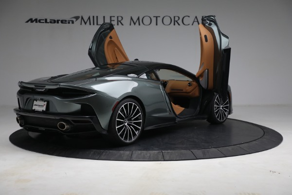 Used 2021 McLaren GT LUXE for sale Call for price at Bentley Greenwich in Greenwich CT 06830 18