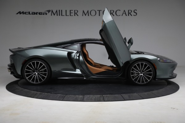 Used 2021 McLaren GT LUXE for sale Call for price at Bentley Greenwich in Greenwich CT 06830 19
