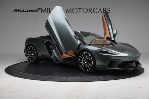 Used 2021 McLaren GT LUXE for sale Call for price at Bentley Greenwich in Greenwich CT 06830 20