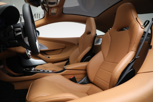Used 2021 McLaren GT LUXE for sale Call for price at Bentley Greenwich in Greenwich CT 06830 21