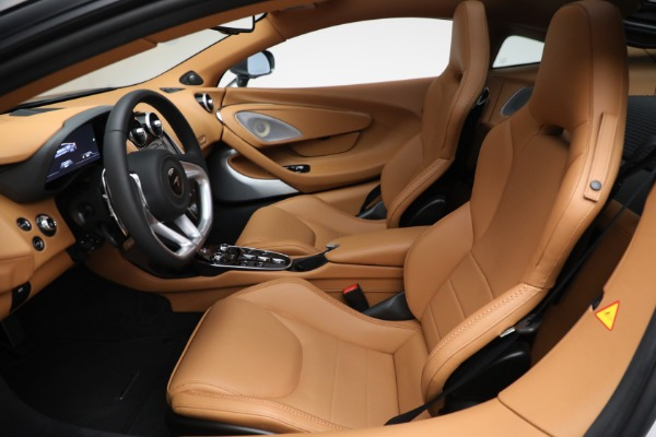Used 2021 McLaren GT LUXE for sale Call for price at Bentley Greenwich in Greenwich CT 06830 22