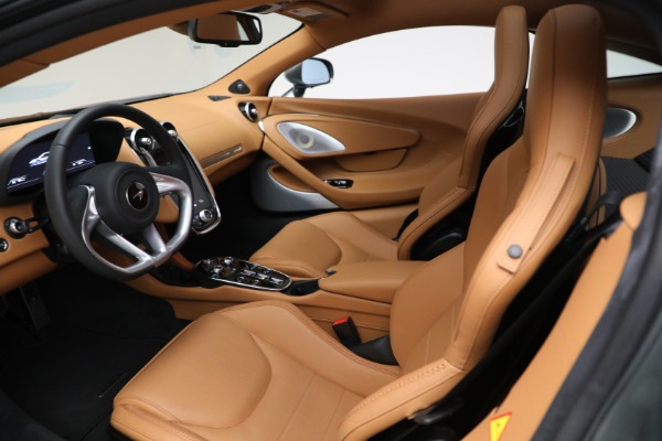 Used 2021 McLaren GT LUXE for sale Call for price at Bentley Greenwich in Greenwich CT 06830 23