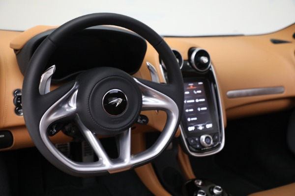 Used 2021 McLaren GT LUXE for sale Call for price at Bentley Greenwich in Greenwich CT 06830 24