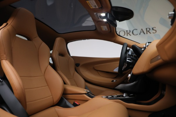 Used 2021 McLaren GT LUXE for sale Call for price at Bentley Greenwich in Greenwich CT 06830 25