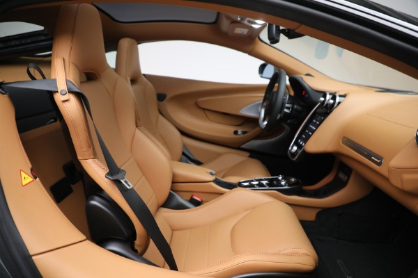 Used 2021 McLaren GT LUXE for sale Call for price at Bentley Greenwich in Greenwich CT 06830 26