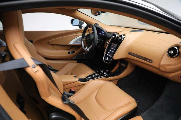 Used 2021 McLaren GT LUXE for sale Call for price at Bentley Greenwich in Greenwich CT 06830 27