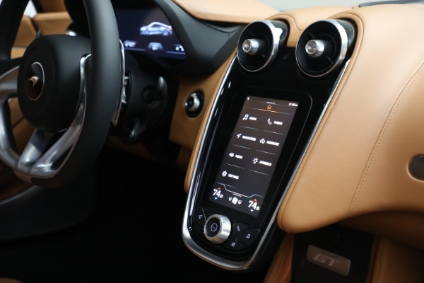 Used 2021 McLaren GT LUXE for sale Call for price at Bentley Greenwich in Greenwich CT 06830 28