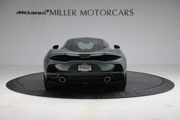 Used 2021 McLaren GT LUXE for sale Call for price at Bentley Greenwich in Greenwich CT 06830 6