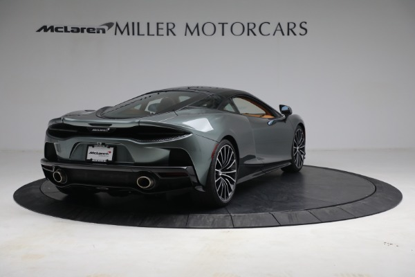 Used 2021 McLaren GT LUXE for sale Call for price at Bentley Greenwich in Greenwich CT 06830 7