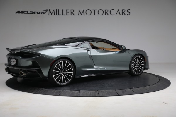 Used 2021 McLaren GT LUXE for sale Call for price at Bentley Greenwich in Greenwich CT 06830 8