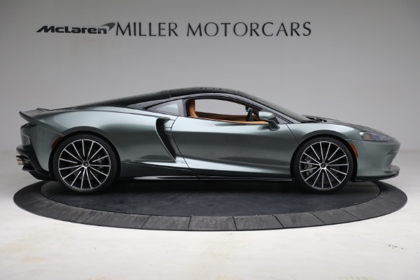 Used 2021 McLaren GT LUXE for sale Call for price at Bentley Greenwich in Greenwich CT 06830 9