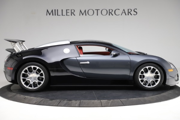 Used 2008 Bugatti Veyron 16.4 for sale Call for price at Bentley Greenwich in Greenwich CT 06830 11