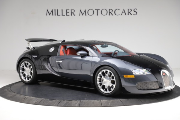 Used 2008 Bugatti Veyron 16.4 for sale Call for price at Bentley Greenwich in Greenwich CT 06830 13