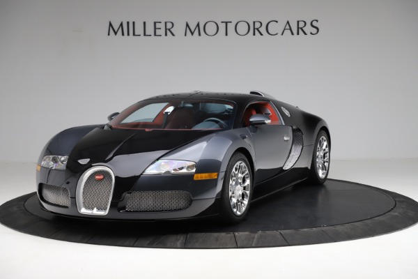 Used 2008 Bugatti Veyron 16.4 for sale Call for price at Bentley Greenwich in Greenwich CT 06830 26