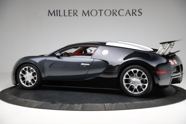 Used 2008 Bugatti Veyron 16.4 for sale Call for price at Bentley Greenwich in Greenwich CT 06830 4