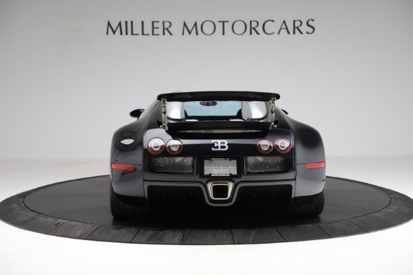 Used 2008 Bugatti Veyron 16.4 for sale Call for price at Bentley Greenwich in Greenwich CT 06830 7