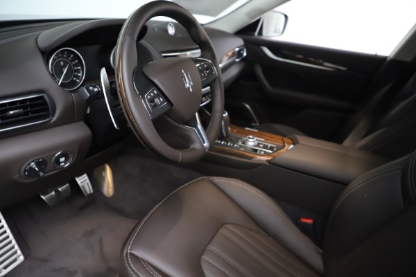 New 2021 Maserati Levante S Q4 GranLusso for sale $100,949 at Bentley Greenwich in Greenwich CT 06830 13