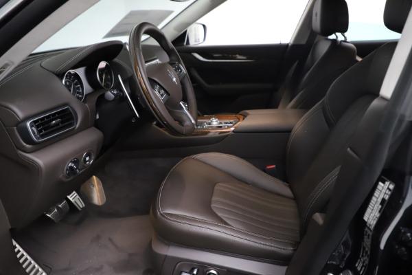 New 2021 Maserati Levante S Q4 GranLusso for sale $100,949 at Bentley Greenwich in Greenwich CT 06830 14