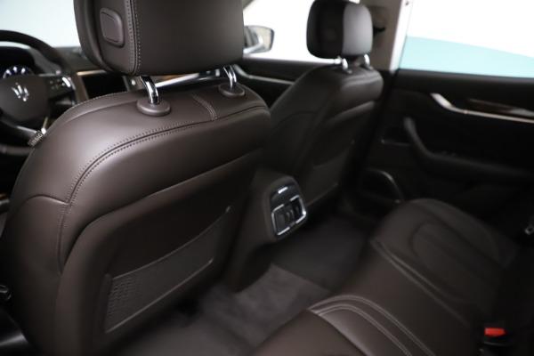 New 2021 Maserati Levante S Q4 GranLusso for sale $100,949 at Bentley Greenwich in Greenwich CT 06830 16