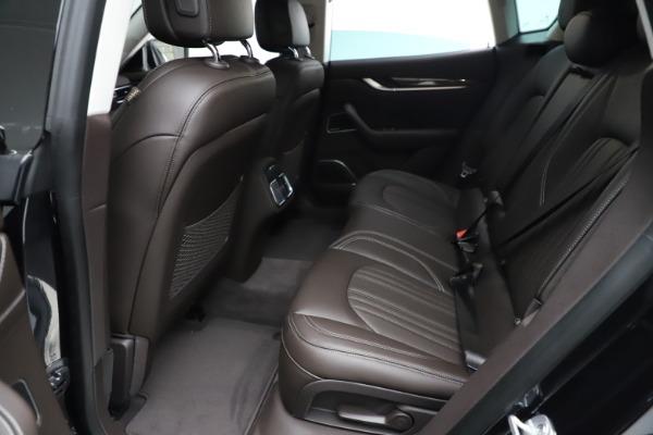 New 2021 Maserati Levante S Q4 GranLusso for sale $100,949 at Bentley Greenwich in Greenwich CT 06830 17