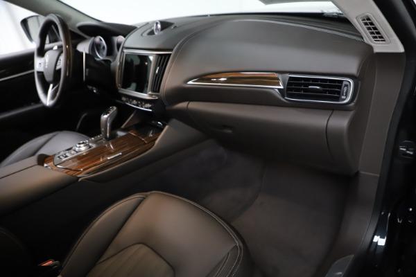 New 2021 Maserati Levante S Q4 GranLusso for sale $100,949 at Bentley Greenwich in Greenwich CT 06830 19