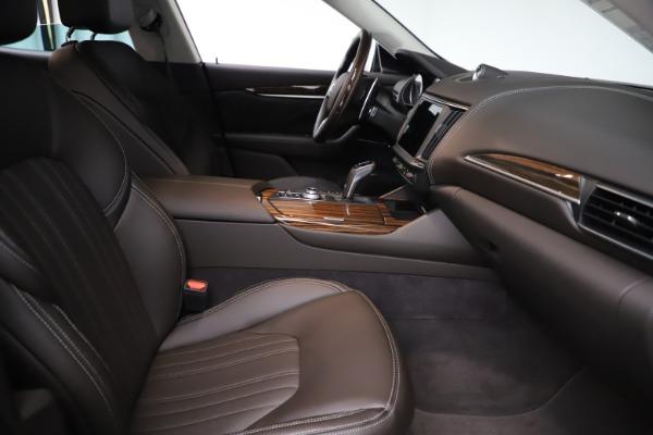 New 2021 Maserati Levante S Q4 GranLusso for sale $100,949 at Bentley Greenwich in Greenwich CT 06830 20