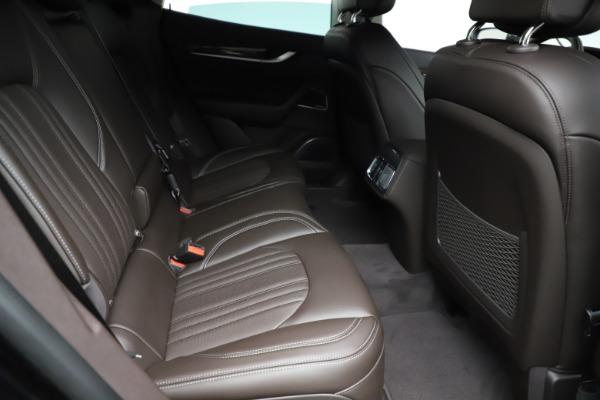 New 2021 Maserati Levante S Q4 GranLusso for sale $100,949 at Bentley Greenwich in Greenwich CT 06830 22