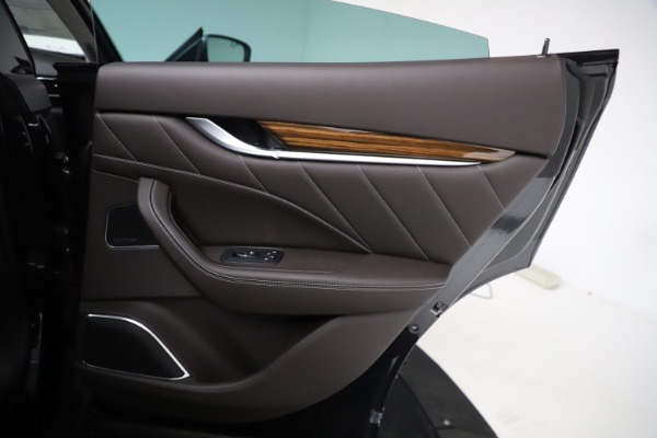 New 2021 Maserati Levante S Q4 GranLusso for sale $100,949 at Bentley Greenwich in Greenwich CT 06830 23