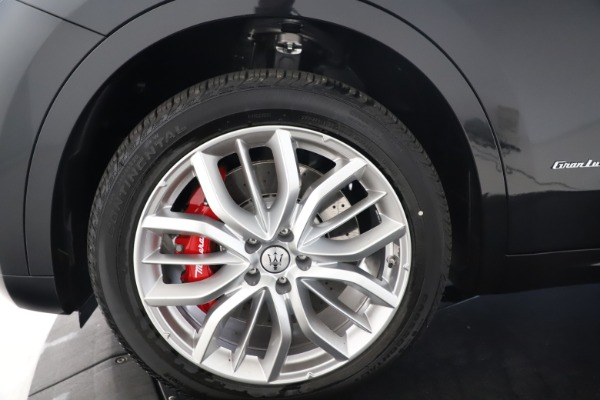 New 2021 Maserati Levante S Q4 GranLusso for sale $100,949 at Bentley Greenwich in Greenwich CT 06830 25