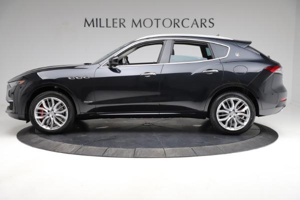 New 2021 Maserati Levante S Q4 GranLusso for sale $100,949 at Bentley Greenwich in Greenwich CT 06830 3