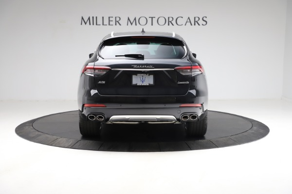 New 2021 Maserati Levante S Q4 GranLusso for sale $100,949 at Bentley Greenwich in Greenwich CT 06830 6