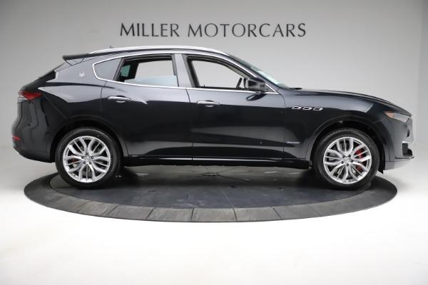 New 2021 Maserati Levante S Q4 GranLusso for sale $100,949 at Bentley Greenwich in Greenwich CT 06830 9