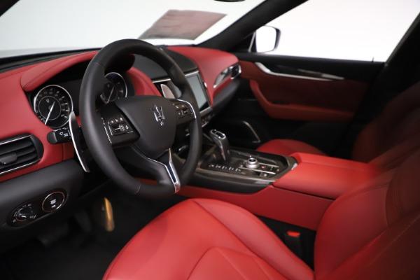 New 2021 Maserati Levante S Q4 GranLusso for sale $105,549 at Bentley Greenwich in Greenwich CT 06830 13