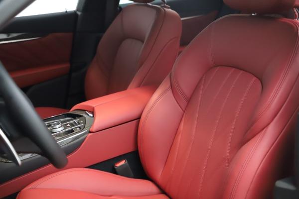 New 2021 Maserati Levante S Q4 GranLusso for sale $105,549 at Bentley Greenwich in Greenwich CT 06830 14