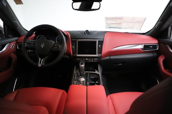 New 2021 Maserati Levante S Q4 GranLusso for sale $105,549 at Bentley Greenwich in Greenwich CT 06830 15