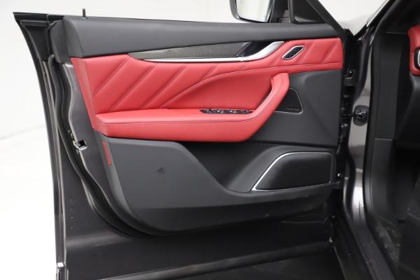 New 2021 Maserati Levante S Q4 GranLusso for sale $105,549 at Bentley Greenwich in Greenwich CT 06830 16