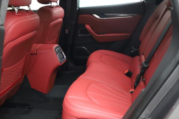 New 2021 Maserati Levante S Q4 GranLusso for sale $105,549 at Bentley Greenwich in Greenwich CT 06830 18