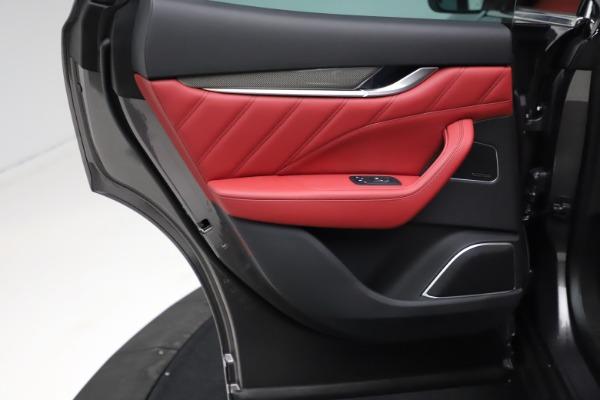 New 2021 Maserati Levante S Q4 GranLusso for sale $105,549 at Bentley Greenwich in Greenwich CT 06830 19