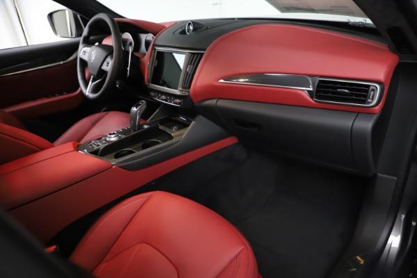 New 2021 Maserati Levante S Q4 GranLusso for sale $105,549 at Bentley Greenwich in Greenwich CT 06830 20