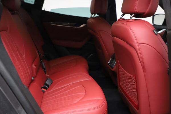New 2021 Maserati Levante S Q4 GranLusso for sale $105,549 at Bentley Greenwich in Greenwich CT 06830 22