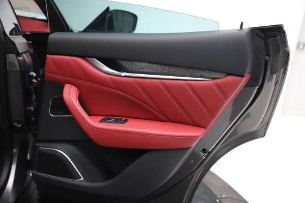 New 2021 Maserati Levante S Q4 GranLusso for sale $105,549 at Bentley Greenwich in Greenwich CT 06830 23