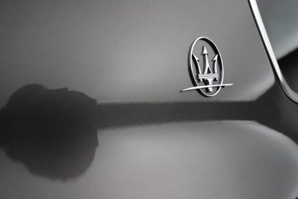 New 2021 Maserati Levante S Q4 GranLusso for sale $105,549 at Bentley Greenwich in Greenwich CT 06830 24